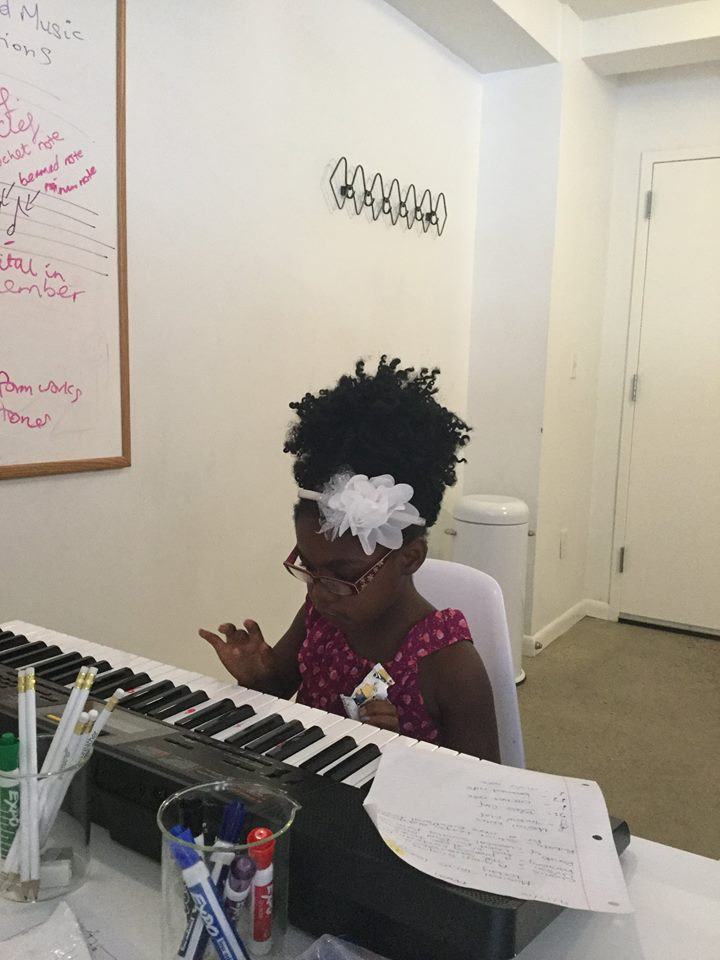 One on One Vocal Lesson