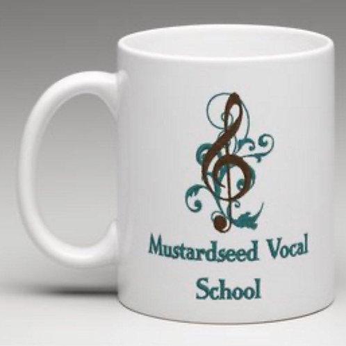 Mustardseed Vocal School Mug
