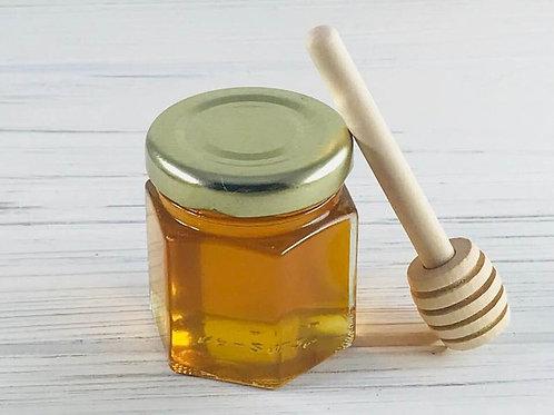 Pure Organic Raw Honey