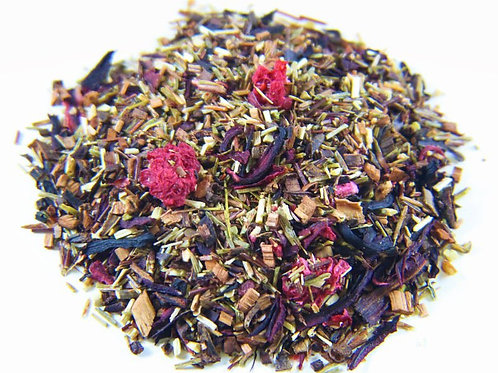 Raspberry Hibiscus Loose Leaf Tea
