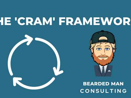 CRAM - 4 steps to improve your customer experience!