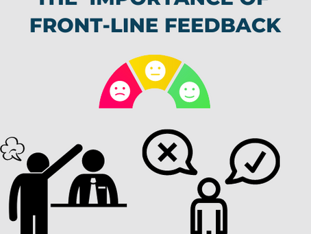 5 mistakes that businesses make with front-line customer feedback