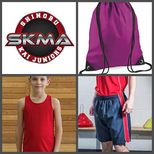 SKMA Juniors Summer Uniform Set