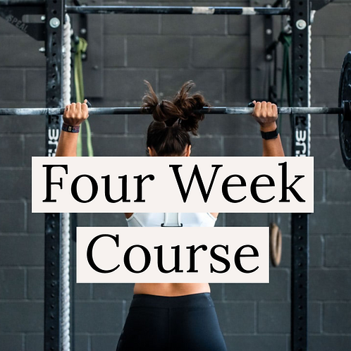 Four Week Course