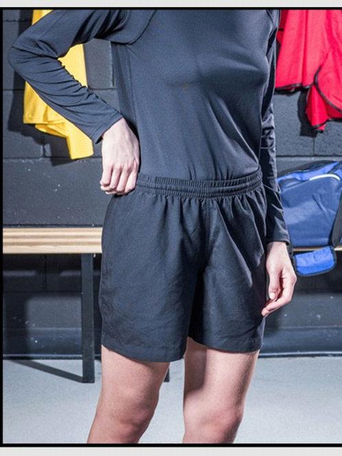 Ladies Microfibre Shorts