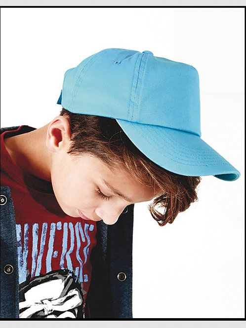 Junior 5 Panel Cap