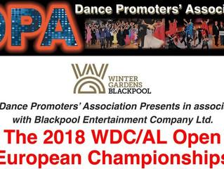 WDC-AL European Championships 2018