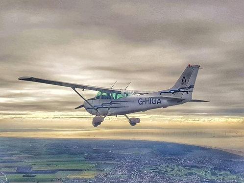 Half Day Trial Flight (Cessna 172)