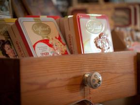Entdecken Sie die kleinen Details in unserem Laden!