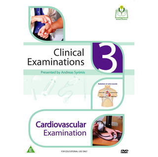 DVD3-Examination of Cardiovascular Syste