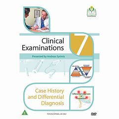 DVD7-Case History Taking and Differentia