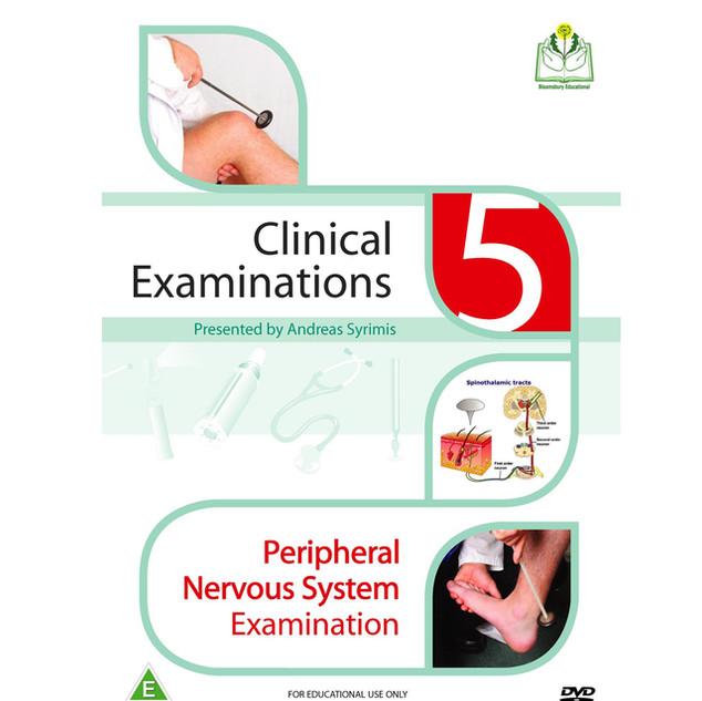 DVD5-Peripheral Nervous System Examinati