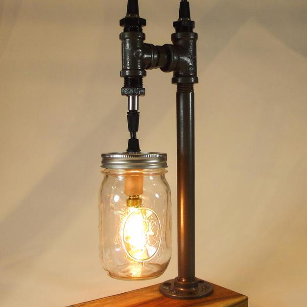 Mason jar hangman