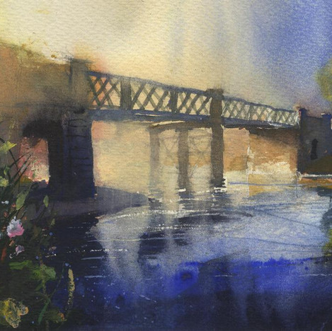 186 Morning Iron Bridge Llandeilo