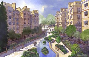 Grosvenor Landscape