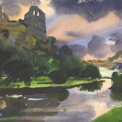 226 Dryslwyn Castle