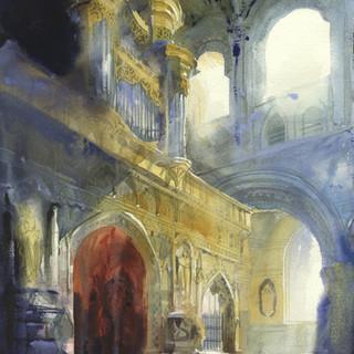 32 St Davids Organ