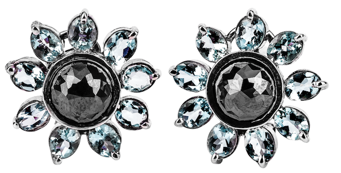 Violeta Aquamarine Earrings