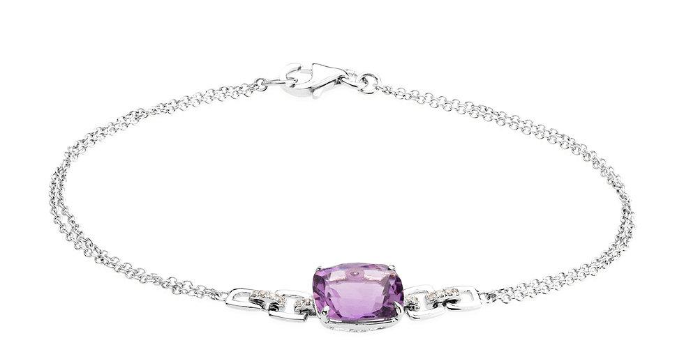 Square chain Bracelet