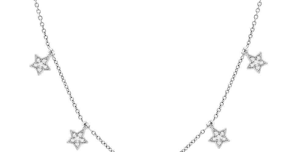 Star Axis Necklace