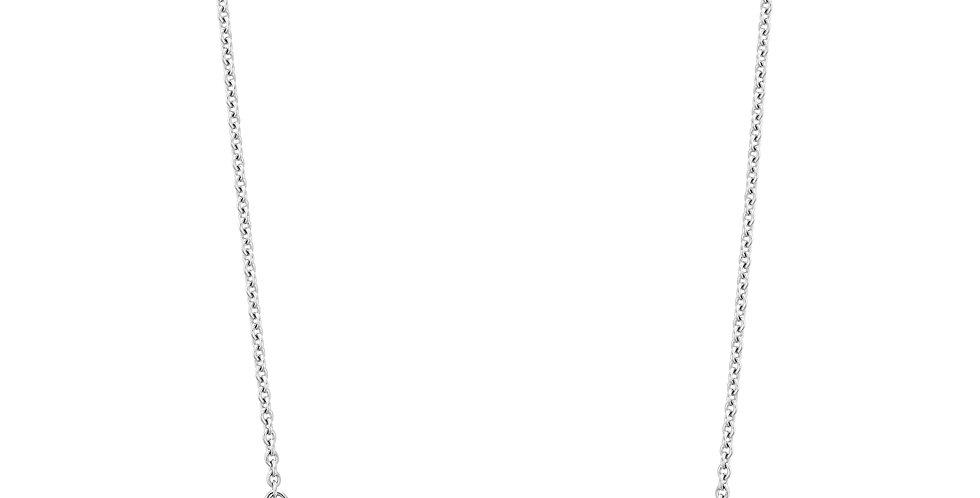 Horn Diamond Necklace