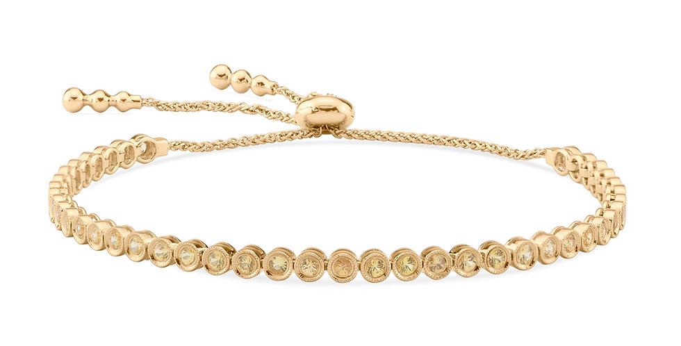 Riviera Yellow Sapphires Bracelet