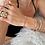 Thumbnail: Multicolor sapphire bangle