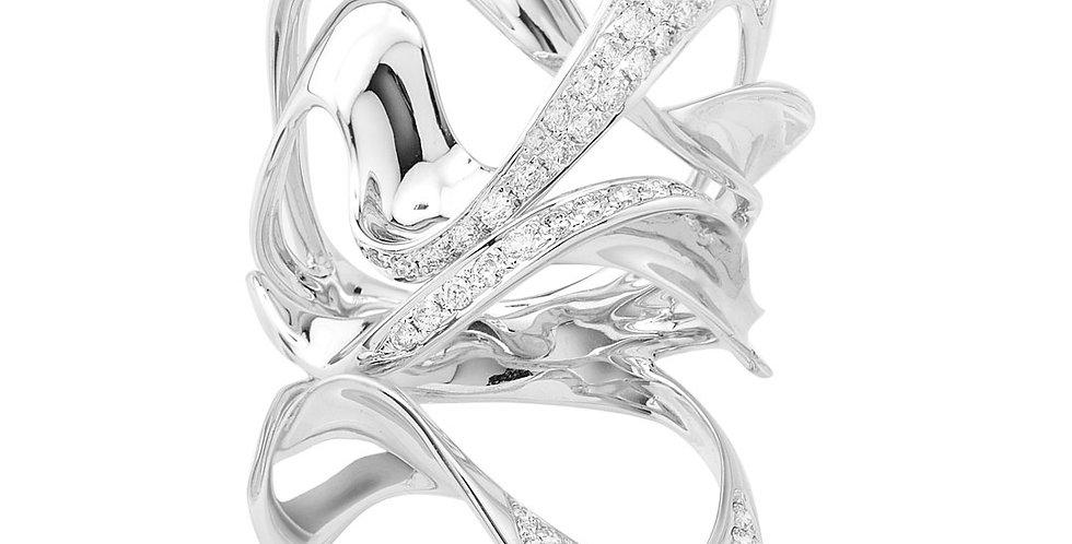 Multistrand sense ring