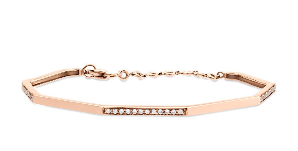 Geo Thin Bracelet