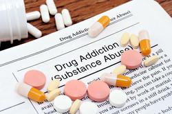 Information on drug addiction or substan