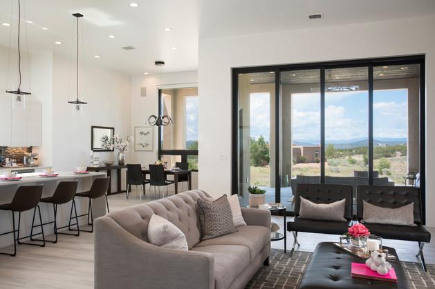 Abierto | Contemporary Open Concept Living in Santa Fe
