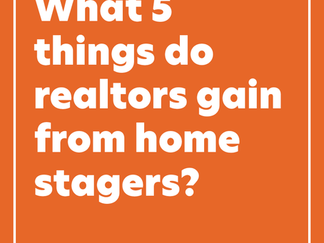 How Home Stagers Benefit Real Estate Agents