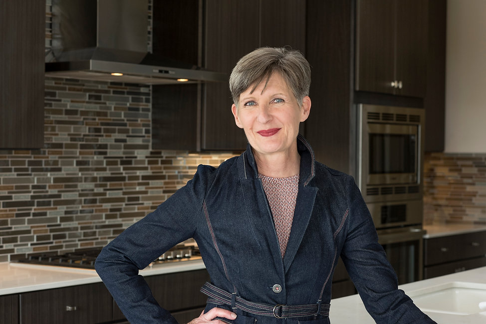 Debbie DeMarais, professional home stager and interior designer in Santa Fe, New Mexico