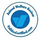 Validus Animal Welfare certification logo