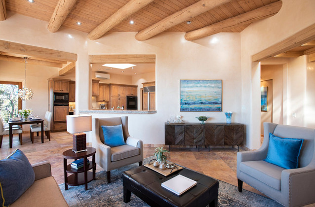 Daisy Court   Contemporary Southwest Style