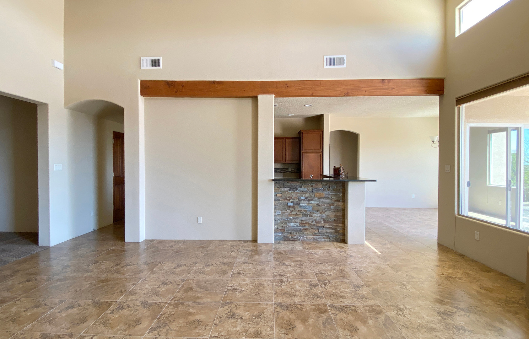 Canto Del Pajaro | Open Concept Floorplans Need Staging to Help Buyers Visualize Space Use