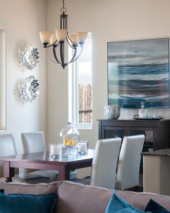 Via Secunda   Dining Room Detail