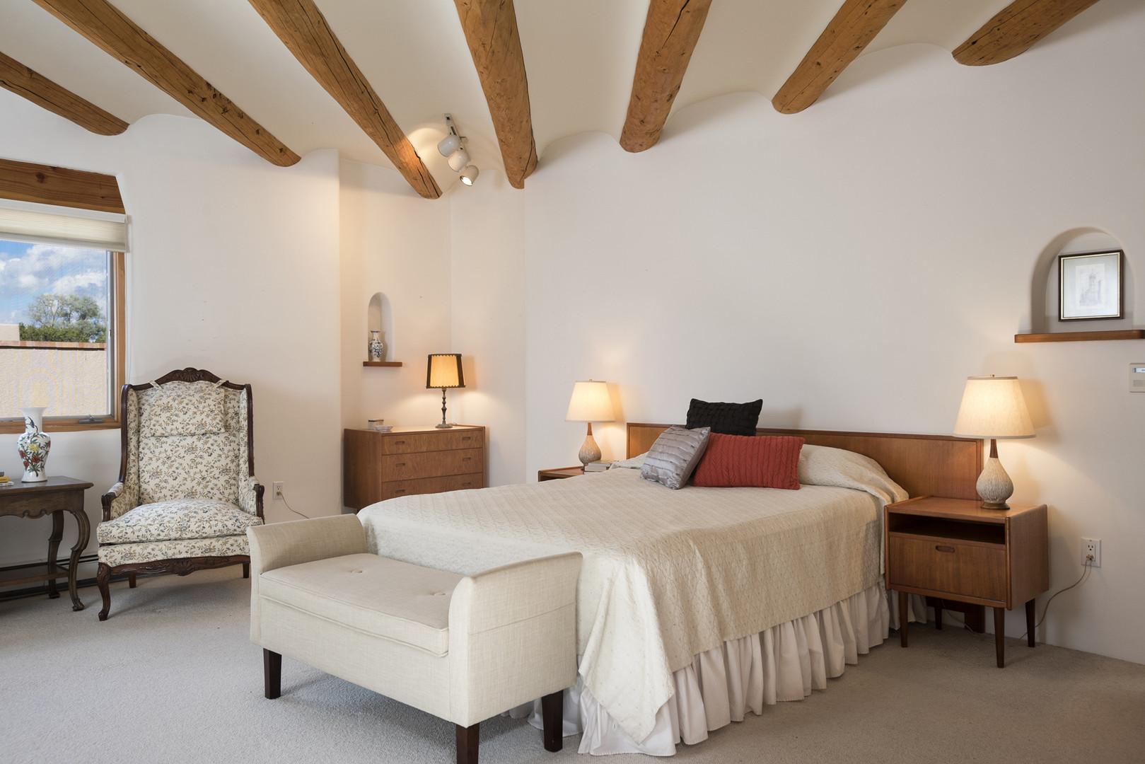 Monte Alto | Master Bedroom Vigas