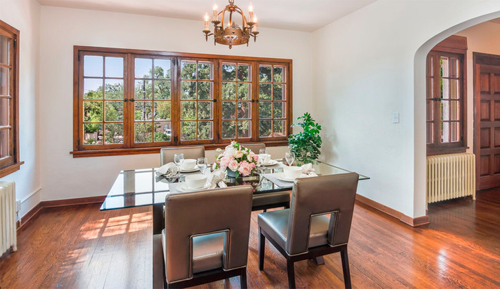 Hillside | Stunning Wood Floors and Divided Light Windows