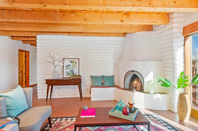 Verano Place | Classic Southwest Style Details in Santa Fe County Home