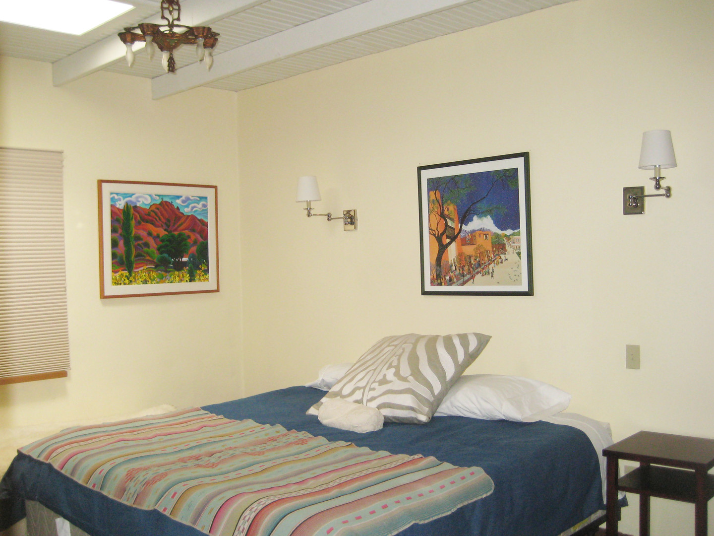Valencia | Guest Bedroom Prior to Open House Staging