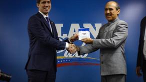 Presidente Guaidó hace público Plan País del Gobierno de Transición para rescatar a Venezuela