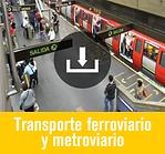 Plan País Venezuela - Transporte ferroviario y metroviario