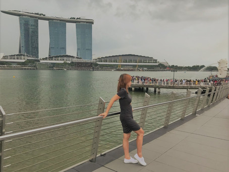 I Left My Heart in Singapore