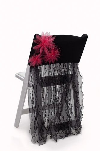 Gia and Oriana chair covers