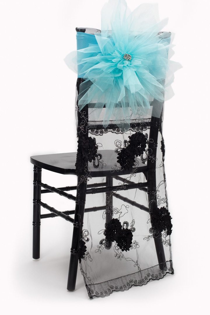 Mari and Dahlia chair covers