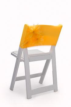 Gia chair cover cap