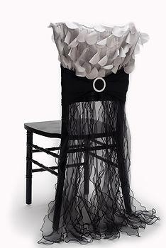 Sophia chair cover cap