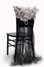 Sophia and Oriana chair covers
