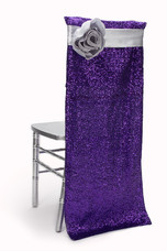 Leah and Diva chair covers